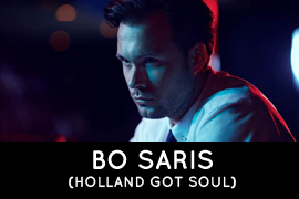 BO SARIS Holland Got Soul