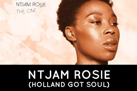 NTJAM ROSIE Holland Got Soul