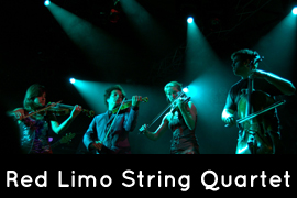 Red Limo String Quartetkopie