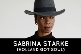 Sabrina-Starke Holland Got Soul